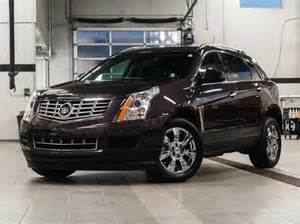 Cadillac Srx 2014 Cadillac Srx Premium Collection Awd Staying In The