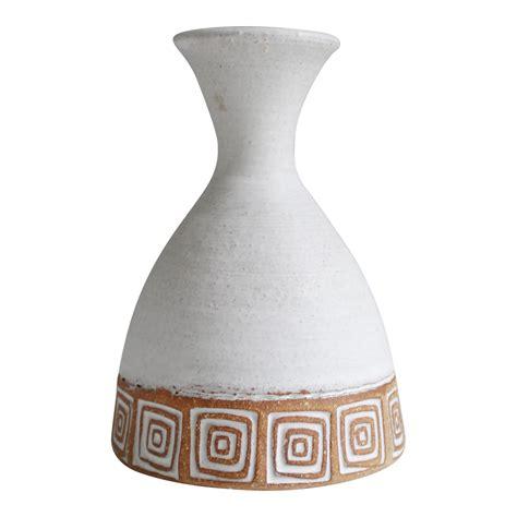 los artesanos pottery vase puerto rico mid century chairish