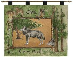 wildlife decorations home wolves and wolf decor on wildlife home decor