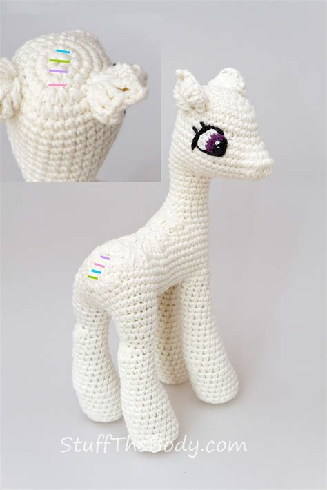amigurumi pattern pony celestia my little pony free amigurumi pattern