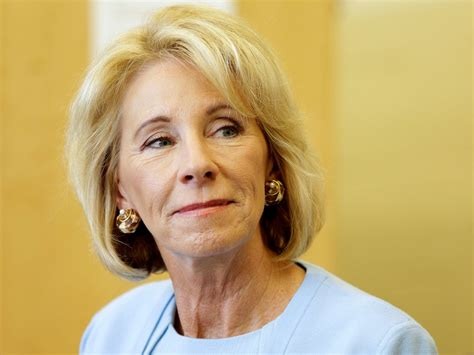 betsy devos business betsy devos owns a fleet of 12 private jets and 4