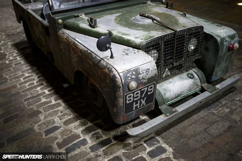 land rover london it s not a land rover it s that land rover speedhunters