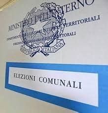 ministero interno elezioni comunali lista elettorale aggiunta dei cittadini comunitari per le