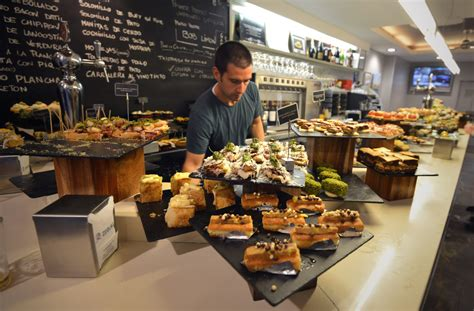 best restaurants in san sebastian 8 great san sebastian pintxo bars