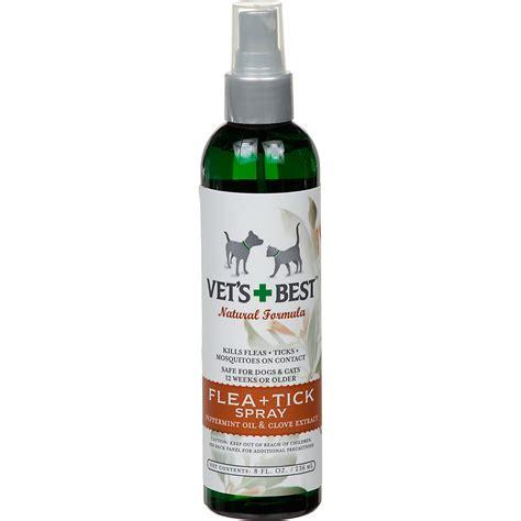 Shooing Espree Tickflea flea tick spray formula 8 fl oz vet s best 3165810346