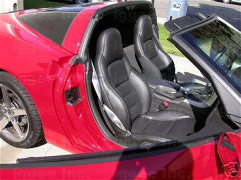 xvon image 4 seat corvette