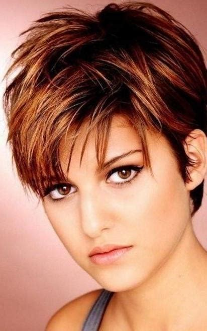 collection  short haircuts   square face shape