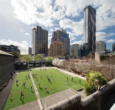 Landscape Architecture Rmit Rmit Urban Space By Peter Elliot Architecture And Urban