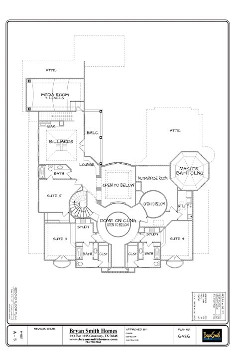 renaissance homes floor plans french renaissance plan 6426