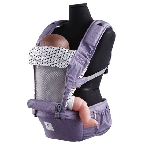 Baby Hipseat I Baby pognae no5 baby hipseat carrier purple babyonline