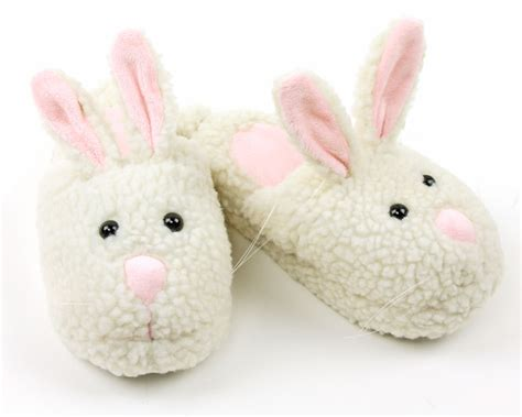 children s animal slippers bunny slippers toddler bunny slippers bunny