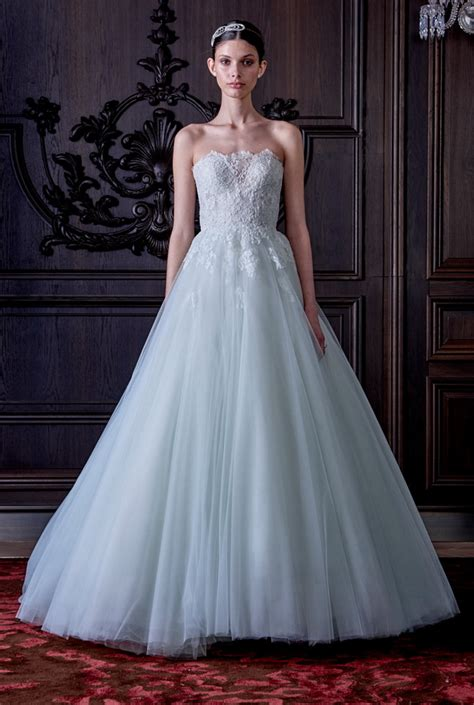 Brautkleider Hellblau by The 7 Wedding Dress Trends For Summer 2016 Tulle