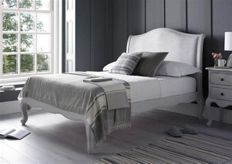 Grey King Bed Frame by Emily Grey Bed Frame Lfe Oak Beds Wooden Beds Beds