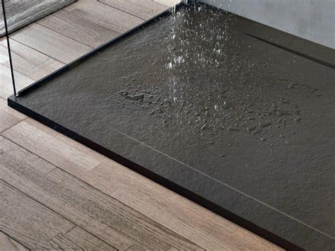 piatto doccia hafro piatto doccia antiscivolo rettangolare in resina forma