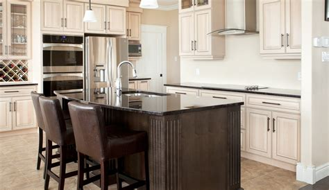 Light Cherry Kitchen Cabinets by Features Amp Finishes Nuway Kitchens