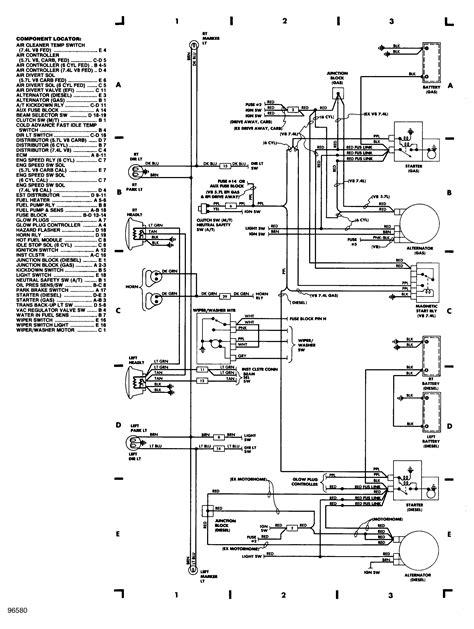 1997 chevrolet p30 wiring diagram chevrolet auto wiring diagram fleetwood rv wiring diagram 1983 chevy wiring diagram