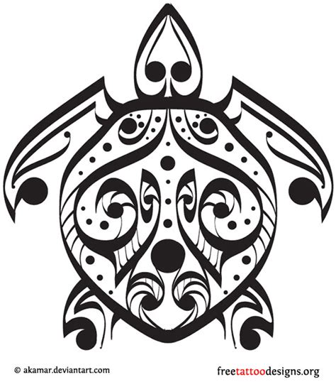tribal tattoos turtle turtle tattoos polynesian and hawaiian tribal turtle designs