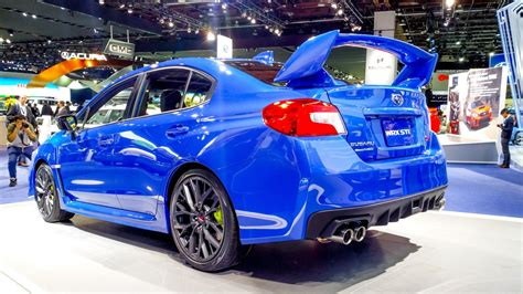 New Subaru Wrx Sti 2018 by 2018 Subaru Wrx Sti Picture 702506 Car Review Top Speed