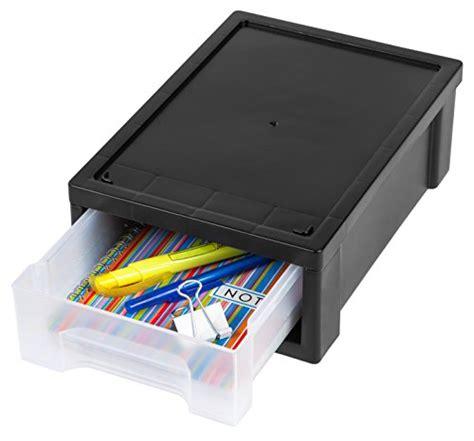 iris small stacking drawer iris small desktop stacking drawer 6 pack 885444978098