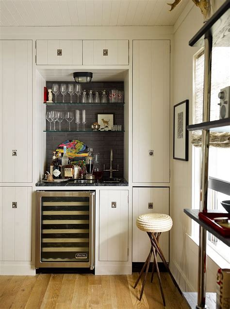 Mini Bar Ideas For Small Spaces 20 Small Home Bar Ideas And Space Savvy Designs