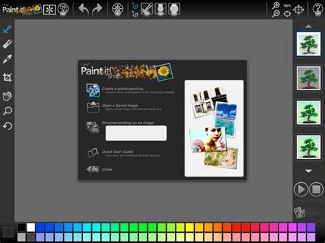 painting software corel paint it photo