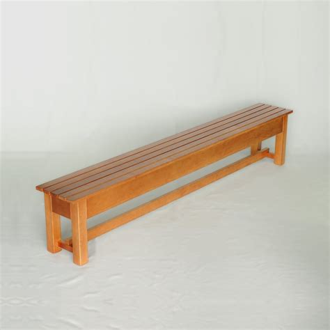 bench eating wooden bench seat click for hire
