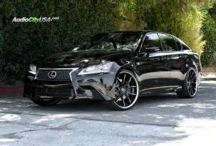 Lexus Gs 350 22 Inch Rims 2015 Lexus Gs 350 22 Quot Lexani R Twelve Wheels Rims