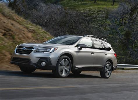 subaru outback model years subaru outback gets fresh styling and more refinement for