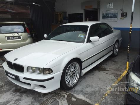 how to sell used cars 1996 bmw 7 series parental controls bmw 730i 1996 3 0 in penang automatic sedan white for rm 35 000 3473752 carlist my