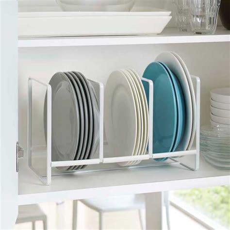 beau p dish rack tower wide  storage supplies kitchen