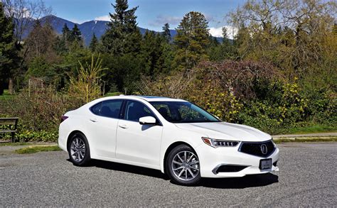 2019 acura tlx 2019 acura tlx tech road test car cost canada