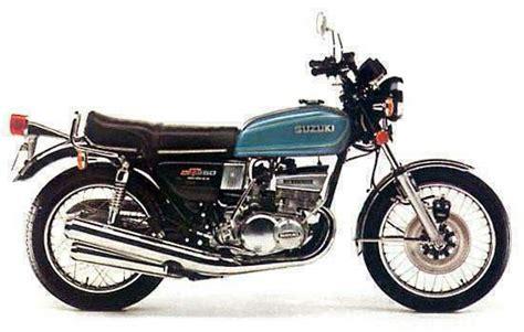 1972 Suzuki Gt550 Suzuki Gt550 Gallery