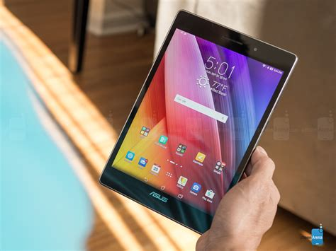 Tablet Asus Zenpad S 8 0 Z580ca asus zenpad s 8 0 z580ca review battery and conclusion