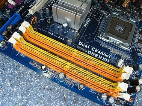 motherboard ram slots installation what do motherboard ram slot colors