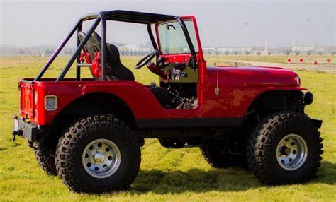 chevy jeep 1973 jeep cj cj5 w chevy 350 v8 for sale