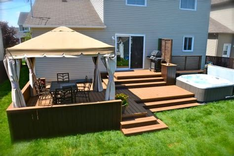 Patio Spa Terrasse by Patio Plus Patio Avec Spa Int 233 Gr 233 My Home