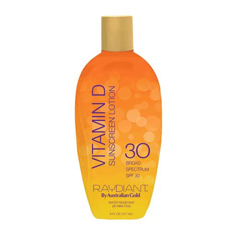 Spf Lotion raydiant spf 30 lotion sunscreen australian gold cosmoprof