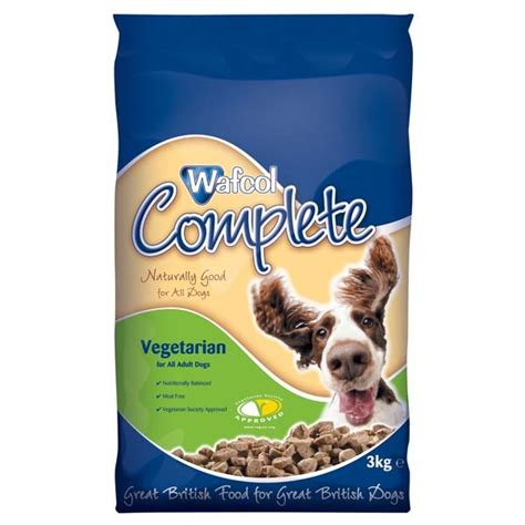 vegetarian dogs discount wafcol vegetarian food 15kg