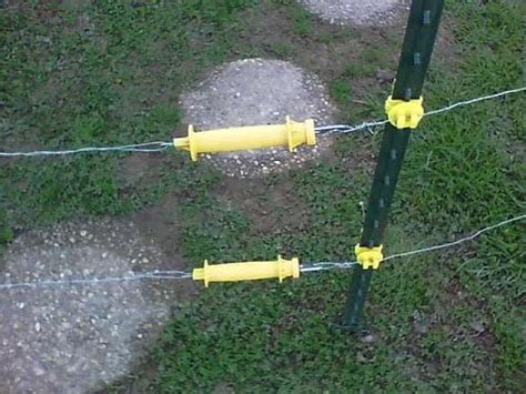 how to easily install an electric fence