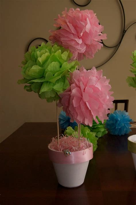 potted paper flower ideas 30 best images about littlest pet shop birthday ideas on tissue paper flowers