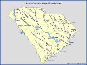 river map south carolina