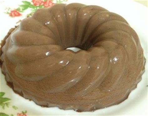 resep membuat puding coklat sederhana resep puding coklat praktis sederhana bahan bahan cara