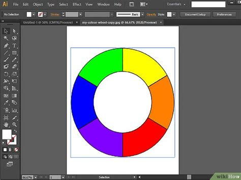 como hacer un trifolio en adobe illustrator o photoshop c 243 mo usar adobe illustrator 11 pasos con fotos