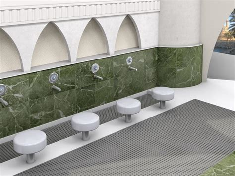 what is a wudu room ablution tap bradley corporation