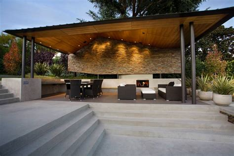 modern patio design 22 patio cover designs ideas plans design trends