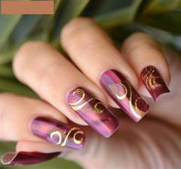 nail art designs trends for short amp long nails 2013