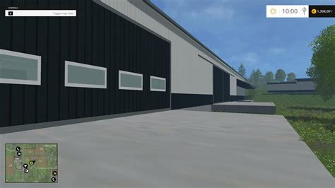 big lots floor ls morton building 1 and 2 farming simulator 2017 mods