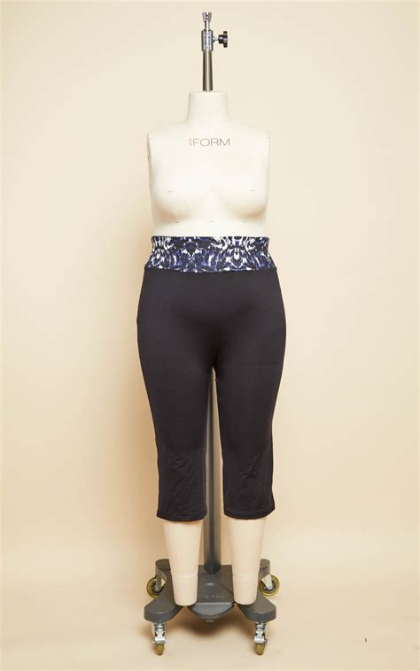 plus size yoga pants sewing pattern introducing our curvy plus size activewear sewing patterns