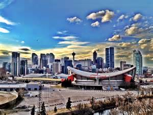 Used Calgary Calgary Landmarks Saddledome