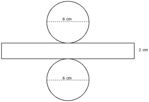 cylinder template view resource finding lateral and total surface area